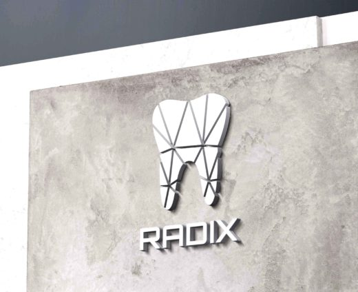 Logo ontwerpen Radix