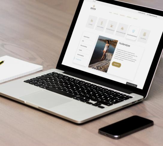 Webdesign queen seven Lier