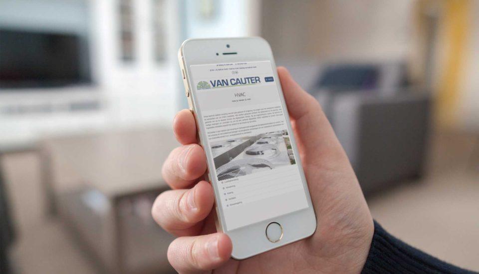 Website-Vancauter