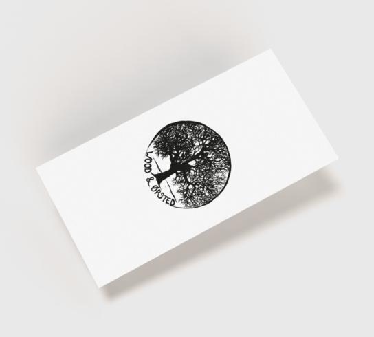 Naamkaarje-Wood&orsted