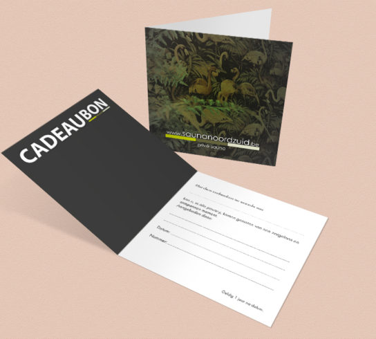 Cadeaubon-Saunanoordzuid